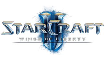 StarCraft II: Wings of Liberty logo
